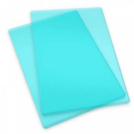 Sizzix Accessory - Cutting Pads, Standard, 1 Pair Mint 660522