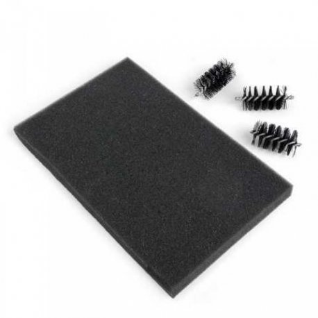 Sizzix Accessory - Replacement Die Brush Heads & Foam Pad for Wafer-Thin Dies 660514