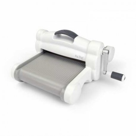 Sizzix Big Shot Plus Machine Only (White & Gray) 660020