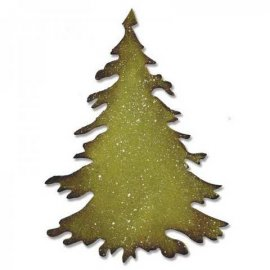 Sizzix Bigz Die – Evergreen 660985