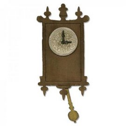 Sizzix Bigz Die - Wall Clock 658719