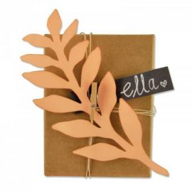 Sizzix Bigz Die - Wild Hedgerow 661388