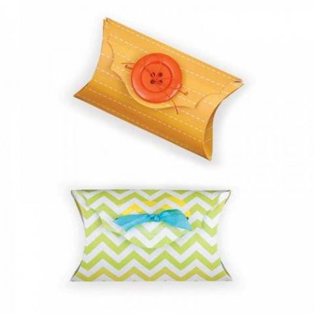 Sizzix Bigz L Die - Box, Fancy Pillow 659188