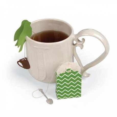 Sizzix Bigz L Die - Box, Tea Bag & Accessories 659943