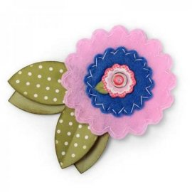 Sizzix Bigz L Die - Flower, Big 660293