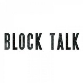 Sizzix Bigz XL Alphabet Die - Block Talk 658563