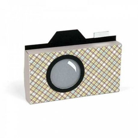 Sizzix Bigz XL Die - Box, Camera 659783