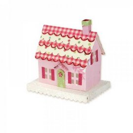 Sizzix Bigz XL Die - Country Cottage, 3-D 658743