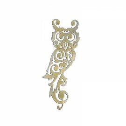 Sizzix Thinlits Die - Regal Owl 660098