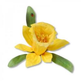 Sizzix Thinlits Die Set 12PK - Flower, Daffodil 658414