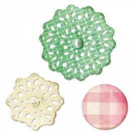 Sizzix Thinlits Die Set 3PK...