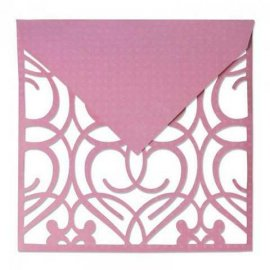 Sizzix Thinlits Plus Die Set 12PK - Envelope, Square660846