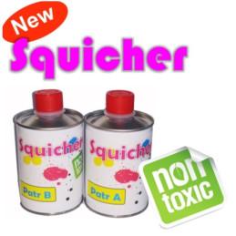Squicher - Espak Soft TOTALMENTE ATOSSICO Nuovo sistema espanso per ottenere squishy