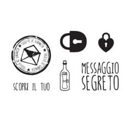 Timbro messaggi segreti...