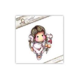 Timbro Magnolia - Tllda Cupido - ATL-16 Cupid Angel Tilda