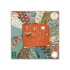 "Travel Notes FEPAD105 20x20 cm (8""x8"")"