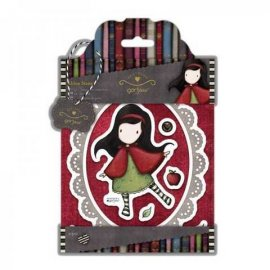 Urban Stamps (10pcs) - Simply Gorjuss - Little Red GOR 907111