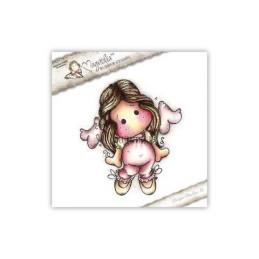 Timbro Magnolia - Tilda il dolce angelo - ATL-16 Sweetness Angel Tilda