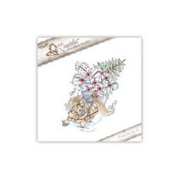 Timbro Magnolia -Consegne di Natale - WFC-14 Christmas Delivery (w)