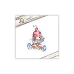 Timbro Magnolia -Piccolo Babbo Natale -WFC-14 Little Santa