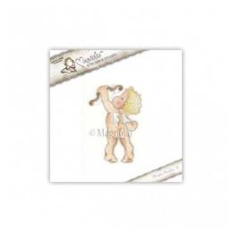 Timbro Magnolia -San Valentino Tilda- WL13 Bonny Tilda