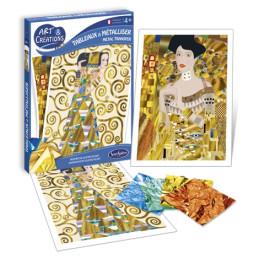 "Tableaux à Mètalliser ""Gustav Klimt""- 3120 -4- 99 anni"