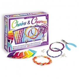 Chains & Charms - 833 -8-99...