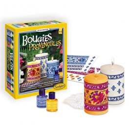 Bougies Provencales - 2352 -8-99 anni