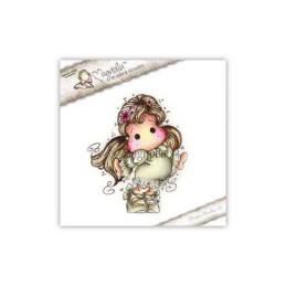Timbro Magnolia - Tilda spirito libero - BH-15 Free Spirit Tilda (w)