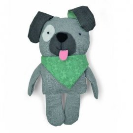 Sizzix Bigz Plus Die - Dog Softee- 661691