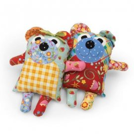 Sizzix Bigz Plus Q Die - Maggie & Quincy (Large Bear)- 661648