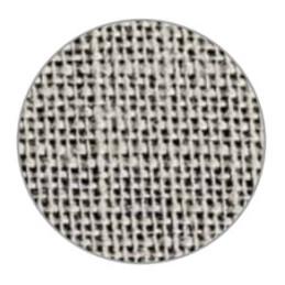Rotolo in juta, tinta unita - (h)10cm x 9 mt. -Grigio chiaro - 055