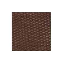 Nastro in tulle, tinta unita - (h) 12,5cm x 50 mt. - Cioccolato - COC