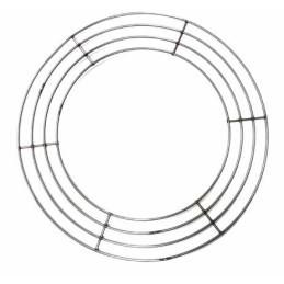 Ghirlanda in ferro - Diametro 30 cm CRGHIR50