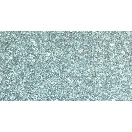 Tessuto Similpelle - 50x70cm - Glitterato azzurro - 37943