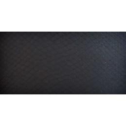 Tessuto Similpelle - 50x70cm - Pitone nero - 503