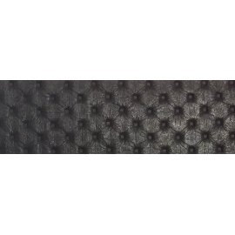 Tessuto Similpelle - 50x70cm - Trapuntato cioccolato - 570