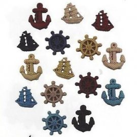 Bottoni decorativi - Ahoy - 335610 - 4263