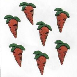 Bottoni decorativi - Carrots - 335610 - 4093