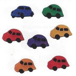 Bottoni decorativi - Cars - 335610 - 4086