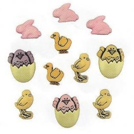 Bottoni decorativi - Chick-a-dee - 335610 - 4261
