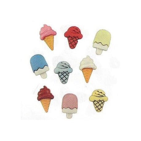 Bottoni decorativi - Cool Treats - 335610 - 4187