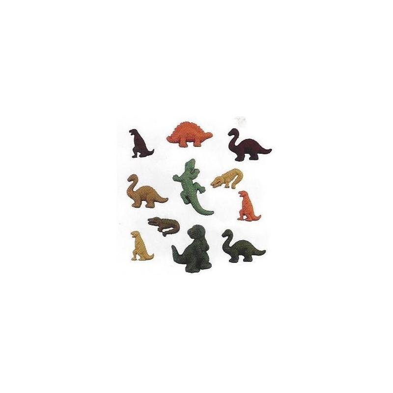 Bottoni decorativi - Dinosaurs - 335610 - 4081