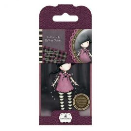 Collectable Rubber Stamp - Santoro - No. 13 Fairy Lights GOR907313