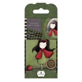 Collectable Rubber Stamp - Santoro - No. 14 Little Red GOR907314