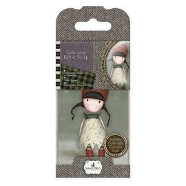 Collectable Rubber Stamp - Santoro - No. 19 Holly GOR907319
