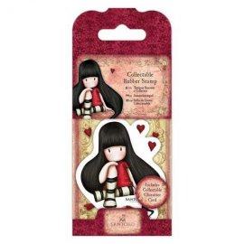 Collectable Rubber Stamp - Santoro - No. 21 The Collector GOR 907401