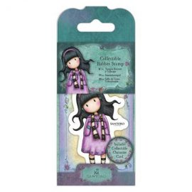 Collectable Rubber Stamp - Santoro - No. 23 Little Song GOR 907403