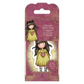 Collectable Rubber Stamp - Santoro - No. 24 Heartfelt GOR 907404