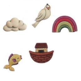 Bottoni decorativi - Noah's...